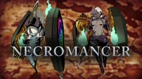 Etrian Odyssey V: Beyond the Myth - Necromancer Class Trailer
