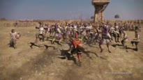 Dynasty Warriros 9 - TGS 2017 Release Date Trailer