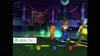 Xbox One S vs. Xbox - Fuzion Frenzy Graphics Comparison Trailer