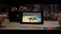 NBA 2K18 - Switch Launch Trailer
