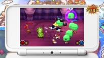 Mario & Luigi: Superstar Saga + Bowser's Minions - Gameplay Trailer