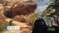 Xbox One X vs. Xbox 360 - Halo 3, High Ground Graphics Comparison Trailer