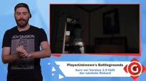 Gameswelt News - Sendung vom 18.12.2017