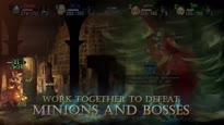 Dragon's Crown Pro - Defeat Your Enemies As Team Co-Op Trailer