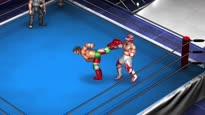 Fire Pro Wrestling World - GDC 2018 Trailer