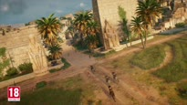 Assassin's Creed: Origins - Curse of the Pharaohs DLC Launch Trailer (engl.)