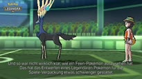 Pokémon UltraSonne / UltraMond - Yveltal & Xerneas Verteilung Trailer