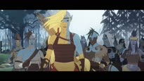 The Banner Saga 3 - Horseborn, the Race of Legend Trailer