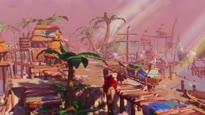 Mario + Rabbids: Kingdom Battle - Donkey Kong Adventure Launch Trailer