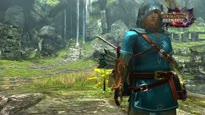 Monster Hunter: Generations Ultimate - The Legend of Zelda: Breath of the Wild Collaboration Trailer