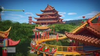Planet Coaster - World's Fair Pack Trailer