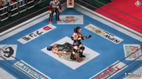 Gameplay of the Day: Fire Pro Wrestling World - 28 Minuten aus dem Wrestling-Brawler