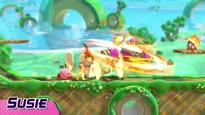 Kirby Star Allies - Wave 3 Update Trailer