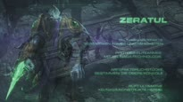 StarCraft II: Legacy of the Void - Zeratul Koop-Kommandant Preview Trailer