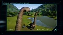 Jurassic World Evolution - Cretaceous Dinosaur Pack Launch Trailer