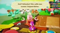 Ein Traum aus Klorollen - Video-Review zu Yoshi's Crafted World