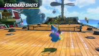Mario Tennis Aces - Kamek Trailer
