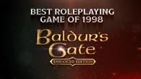 Baldur's Gate, Planescape: Torment & mehr - Consoles Announcement Trailer