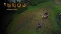 League of Legends - Pantheon Gameplay Preview Trailer