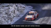 WRC 8 - Entwicklertagebuch: Level Design
