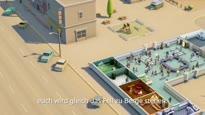 Two Point Hospital - gamescom 2019 Close Encounters DLC Reveal Trailer
