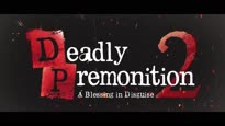 Deadly Premonition 2: A Blessing in Disguise - Announcement Teaser Trailer