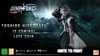 Jump Force: Unite to Fight - Toshiro Hitsugaya Trailer