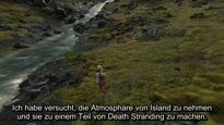 Death Stranding - Wiederaufbau einer zerstörten Welt Trailer