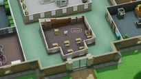 Two Point Hospital - Consoles Release Date Trailer