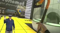Portal trifft auf Half-Life in VR - Felix zockt BONEWORKS in VR