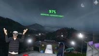 Felix stellt sich der Mutprobe - Skispringen in VR mit Ski Jumping Pro VR
