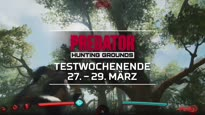 Predator: Hunting Grounds - Kostenloses Test-Wochenende Trailer