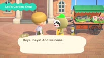 Animal Crossing: New Horizons - April Free Update Trailer