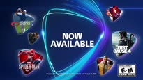 PlayStation Now - April 2020 New Games Trailer