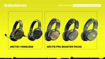 Cyberpunk 2077 - SteelSeries Headset Collection