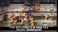 Streets of Rage 4 - Retro Reveal Trailer