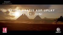 Assassin's Creed: Origins - Trailer zum bevorstehenden Gratis-Wochenende