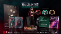 Vampire: The Masquerade - Bloodlines 2 - Collector's Edition Trailer