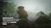 Ghost of Tsushima - Exploration Overview Trailer