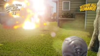 Destroy All Humans! - Interactive Trailer