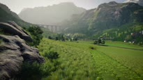 Landwirtschafts-Simulator 19 - Alpine Landwirtschaft Add-On - gamescom 2020 Gameplay-Trailer
