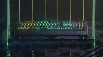 Roccat Vulcan Pro - Optical RGB Gaming Keyboard - Trailer