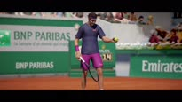 Tennis World Tour 2 - Launch-Trailer zum Release
