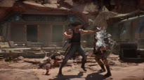 Mortal Kombat 11 Ultimate - Rambo Gameplay Trailer