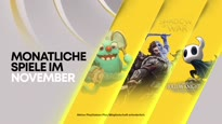 PlayStation Plus - November 2020 Free Games Trailer