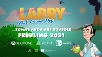 Leisure Suit Larry: Wet Dreams Dry Twice - Konsolen-Ankündigungstrailer