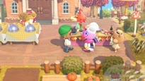 Animal Crossing: New Horizons - Winter-Update Trailer