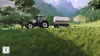 Landwirtschafts-Simulator 19 - Alpine Landwirtschaft: Farm the Mountaintop Trailer