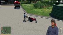 Bauer Rick ist zurück - oder doch nicht? - Gastauftritt beim Alpine-Addon zum Landwirtschafts-Simulator 19