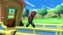 Super Smash Bros. Ultimate - Mii Fighter Costumes #8 Trailer